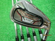 Honma Be Zeal 535 2018 6pc Nspro R-flex Irons Set Golf Clubs 189 Beres