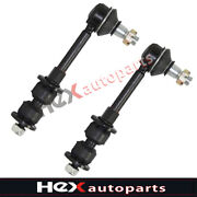 2pc Pair Front Stabilizer Sway Bar Links For Dodge Ram 06-09 1500 2500 3500 4x4