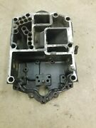 Mercury And Mariner Exhaust Plate Casting 42877-c1 1987 70hp