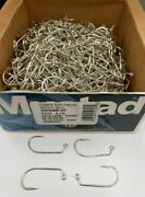 Mustad 32786 Ultra Point 60 Degree Dt Wide Bend Jig Hooks Fishing 1000 Pc Pack