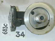 Briggs And Stratton 20hp 351777 Ohv V-twin Vanguard Oem - Oil Filter Mount