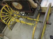2 Antique Vintage Horse Drawn Amish Carriage Buggy / Restored/ Call For Info