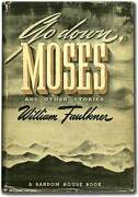 William Faulkner / Go Down Moses First Edition 1942