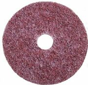 3m Gb-dh Hdacrs 4 In X 5/8 In Light Grinding And Blending Disc 4 In Maroon
