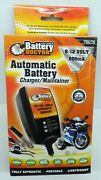 Battery Doctor Dr 20026 Smart 900ma 6/12v Wall Mount Battery Charger Maintainer