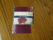 3825 Poly Index Card Dividers A-z 25 Dividers 4 X 3.5 Bridgeport New Sealed