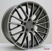 21and039and039 Wheels For Porsche Panamera Turbo S 2011 And Up 21x9.5/21x11