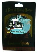 Disney Pin Piece Of Disney Movie Film Podm Lonesome Ghosts Limited Le