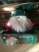 Christmas Decorations/ Card Holder