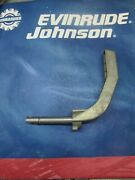 Johnson Evinrude 6 Hp Shift Handle Shift Lever 389625 395473 Fits Many Yrs New