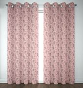 S4sassy Text Hardware Tools And Home Decorative Curtain Eyelet Panel -tx-525l