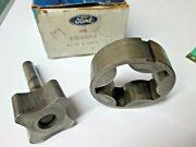 1956 57 58 59 60 61 62 T-bird Ford Oil Pump Drive Rotor And Shaft 272292312