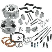 Sands Cycle - 106-1071 - Retro Top-end Conversion Kit For 3.625in. Bore Cylinders