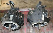 Hurth Hsw 800 Transmissions 21 Gear Ratio Cores For Parts Or Rebuild