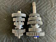 Bmw Motorcycle Transmission R1100 Series - M94/97 Race Cut Gears/engagements