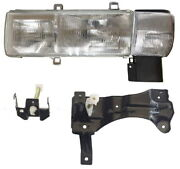 New Driver Side Headlight And Corner Light For 1999 2000 2001-2010 Trucks Ud 3300
