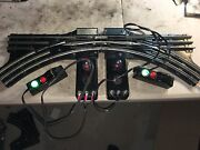 Lionel 022 Remote Control Switches Right And Left Hand Turnouts, Nice Pair 3