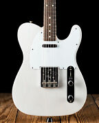 Fender Jimmy Page Mirror Telecaster - White Blonde - Free Shipping