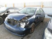 Passenger Quarter Panel Without Ground Effects Fits 03-08 Corolla 817799