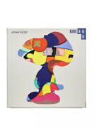 Limited Edition Kaws Ngv Snoopy Peanuts No Oneand039s Home Jigsaw Puzzle Art Toy