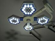 140000 Lux Cold Light Led Operating Light For Surgical Ot Room Lamp Tmi Hex 84