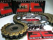 Kawasaki Kle650 Versys 650 Abs 2007-2020 Jt X-ring Chain And Sprockets Kit