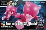 Hg 1/144 Berry Berry Beargguy F Family Le Cd Just Fly Away Gundam 1144