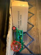 Oliver 80 Toy Tractor New In Box Diesel Steel Hart Parr 70 77 Ertl Scale 1/16 On