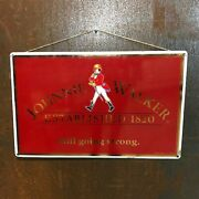 Extremely Rare Johnnie Walker Advertising Sign Limited Edition Of 50 Pieces