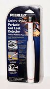 New Peerless Safety + Plus Portable Gas Leak Detector Free Shipping