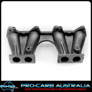 Ford Anglia 1000 1200 Pre X-flow Inlet Manifold Weber 2 Dcoe Carburettor 12-3019