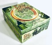 Vintage 2002 True Confections Lord Of The Rings Candy Bar Display Box Fellowship