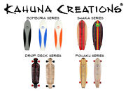 Kahuna Creations Master-crafted Longboards And Land Paddles