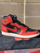 Nike Air Jordan 1 Retro High And03985 Varsity Red Ds Sold Out Super Limited Release