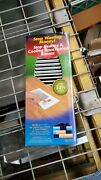 Vent-miser Programmable Energy Saving Vent White Fits Duct Size 4 X 12 Opening