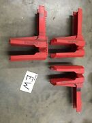 3 Brady Bs08a-rd Ball Valve Lockouts Red 2 To 8andrdquo