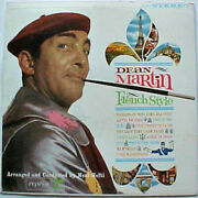 Dean Martin – French Style Cd New Sealed Compact Disc Rare