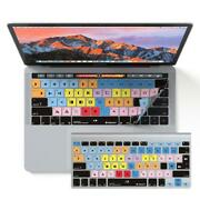 Avid Media Composer Keyboard Cover Skin For Macbook Pro And Imac By Editors Keys