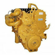 Caterpillar C15 Remanufactured Complete Engine For Construction Equipment