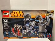 Lego 75093 Star Wars Death Star Final Duel.retired New Sealed In Box