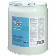 3m 38300 Body Shop Clean-up Glass Cleaner - 5 Gallon