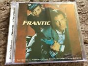 Frantic + A Time Of Destiny Ennio Morricone Limited Import Mint 2 Scores On 1 Cd