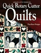 Quick Rotary Cutter Quilts By Pam Bono 1994 Paperback