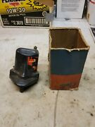 1937-1941 Ford Script Ignition Coil 1938 1939 1940 Black Case Nors Holley