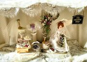 Dolls House Wedding Shop Collectables 112 Scale Wedding Shop Collection