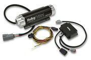 Holley Vr1 Electric Fuel Pump W/controller 130psi P/n - 12-1500