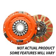 Centerforce Df985985 Dual Friction Clutch Pressure Plate And Disc Set