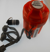 Shark Sneeze 3 Large Shark Repellent Emergency Use With Pfds, Survival Raft
