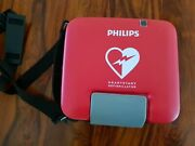 Philips Heartstart Fr3 With Case And 2 Batteries One New Unopened