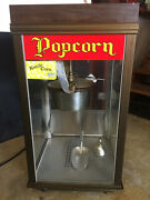 Gold Medal Products Deluxe Pinto Pop Popcorn Machine